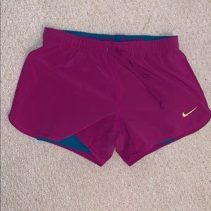 Nike Dri-Fit Shorts with built-in spandex